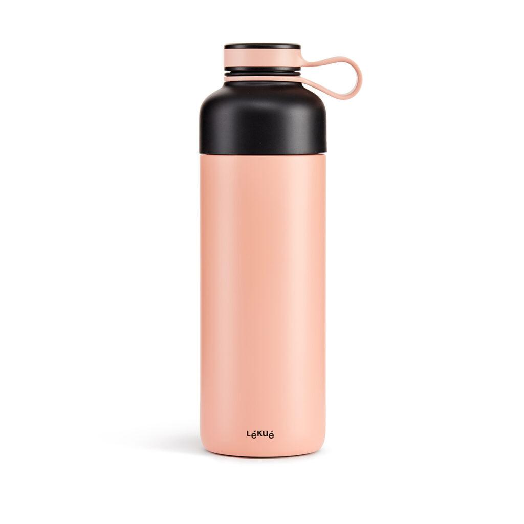 Butelka termiczna TO GO 0,5L różowa